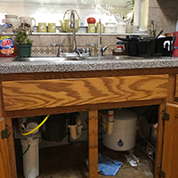 Reverse Osmosis System And Water Softener Installation