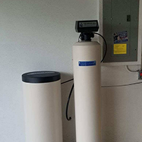 Installation Of A Water Conditioner And A Reverse Osmosis System