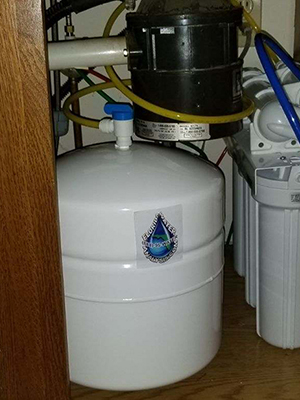 Water Conditioner and Reverse Osmosis System