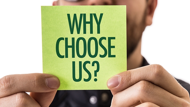 why choose Florida Water Analysis, water treatment company