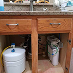 under the sink ro system