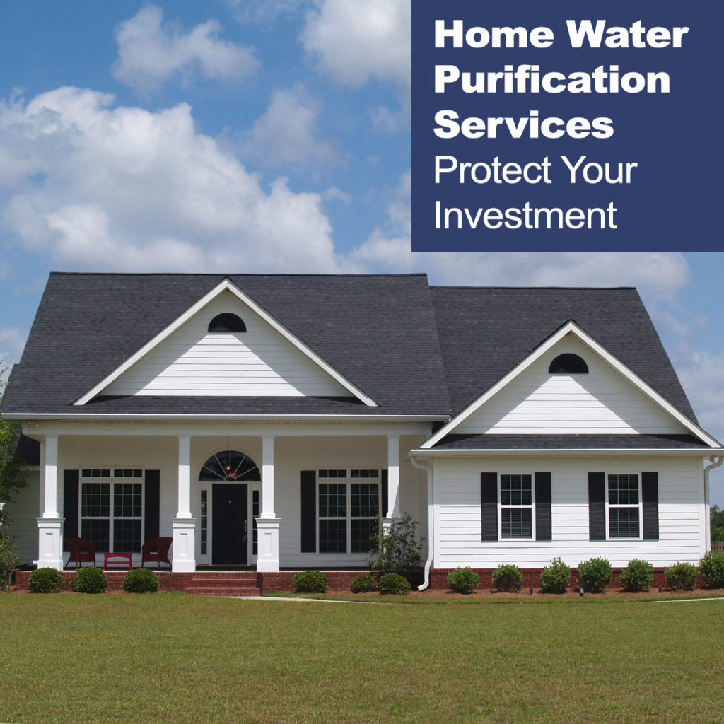 home water purification services