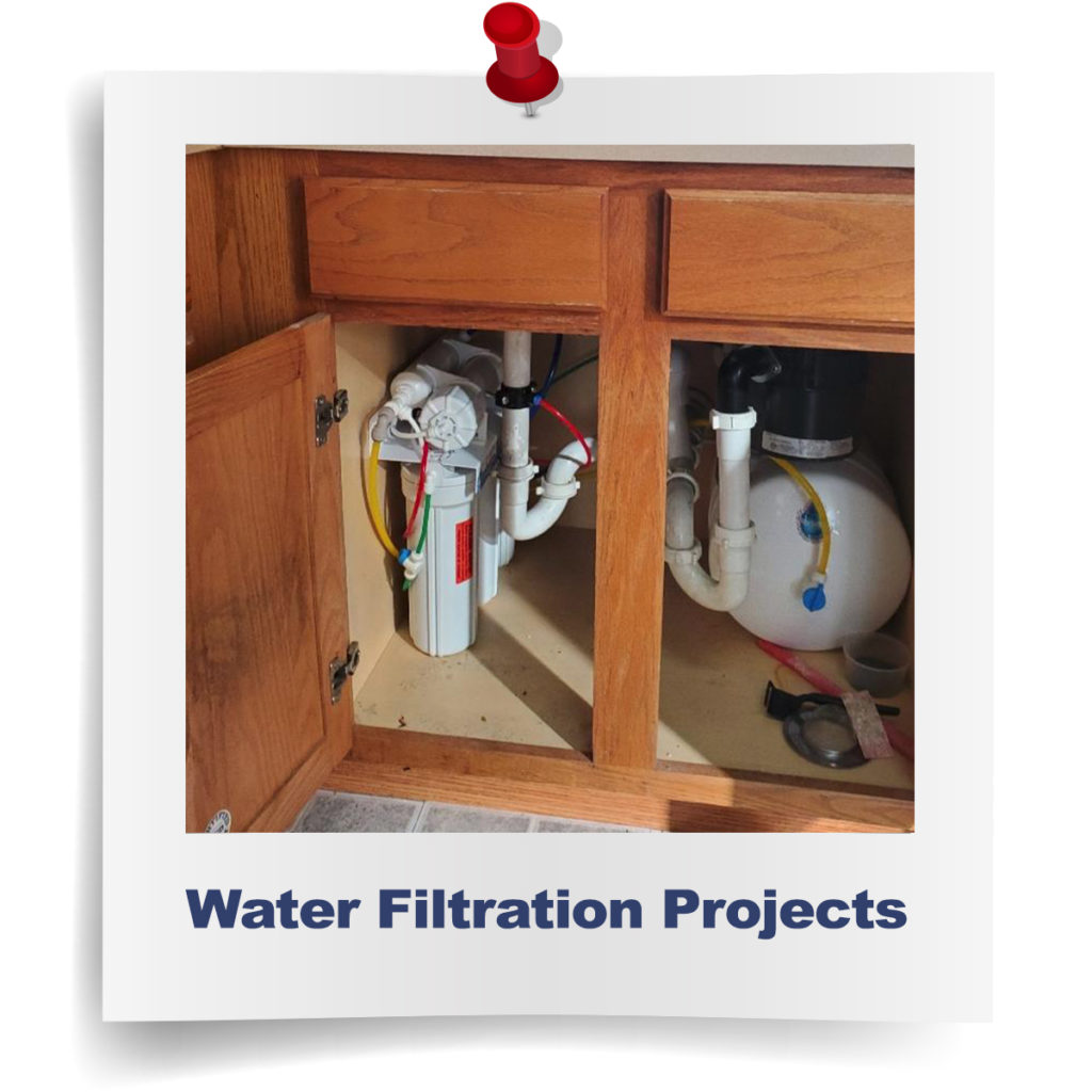 Water Filtration Projects