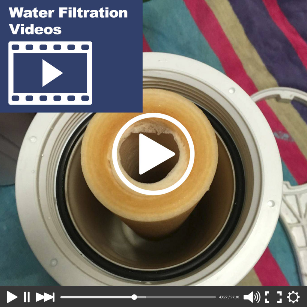 Water Filtration Videos
